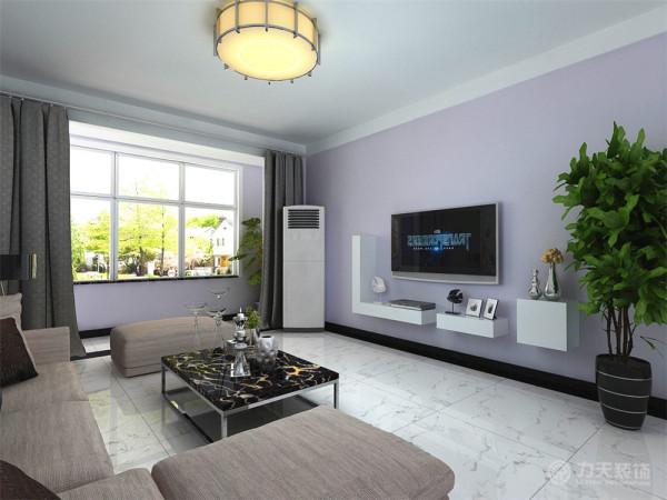 本户型为3室2厅1卫1厨,整体布局合理,设计思路以简洁实用为主。