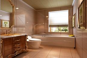 欧式 三居 温馨 个性 卫生间图片来自石家庄业之峰装饰虎子在典雅中的个性的分享