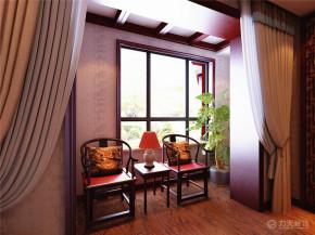 中式 三居 白领 收纳 80后 小资 阳台图片来自阳光放扉er在宜和澜岸-178平米-中式风格的分享