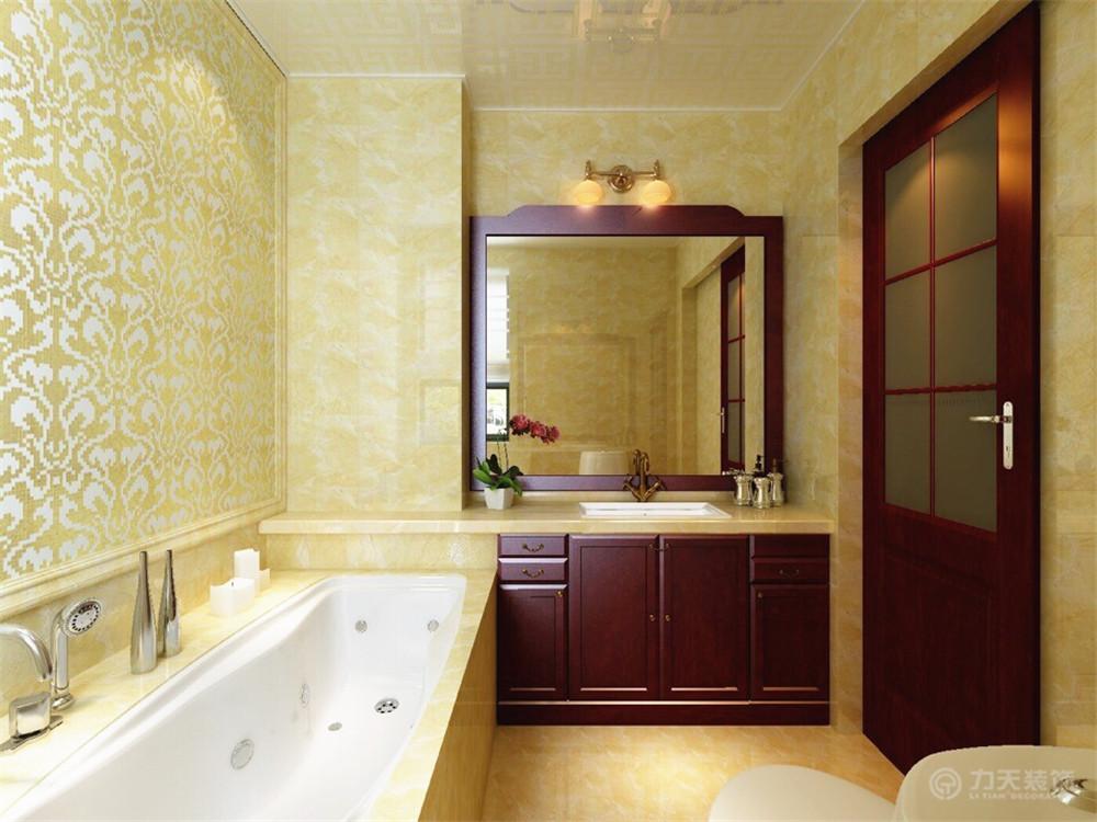 中式 三居 白领 收纳 80后 小资 卫生间图片来自阳光放扉er在宜和澜岸-178平米-中式风格的分享