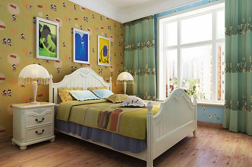 """新古典 时尚 品味 卧室图片来自石家庄业之峰装饰虎子在227平米新古典风格—""""雅美""""的分享"""