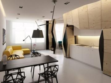 汇丽国际简约现代风水创意公寓