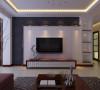 中海国际150平 现代风格