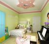 永威五月花城三居室装修设计案例