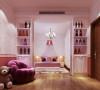 110平两居室现代中式风格效果图