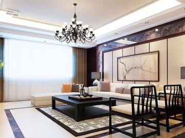 两室两厅新古典装修风格