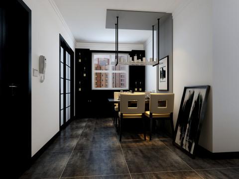 一些线条简单,设计独特甚至是极富创意和个性的饰品都可以成为现代简约风格家装中的一员。