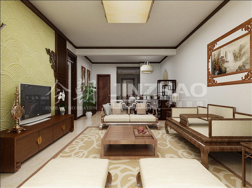 工程预算 佛堂 拉美首都 所属面积 客厅图片来自今朝英瑞在拉美首都-180平-中式古典的分享