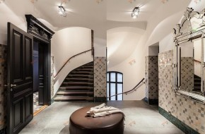 别墅 成都实创 御嶺湾 实创装饰 北欧 楼梯图片来自成都实创装饰在中粮御嶺湾345平米北欧风的分享
