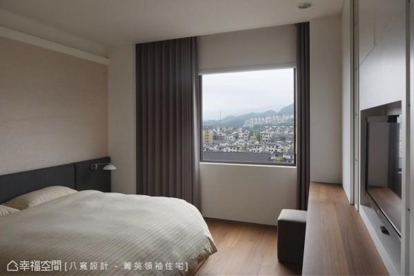 考虑到二代同居的隐私与互动,八宽设计于空间采以上、下楼层以及套房式为规划。