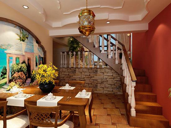 餐厅图片来自周海真在色彩绚丽的异域地中海风情的分享
