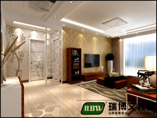业主为中年夫妇,综合业主的喜好,本案中大都采用简式家具与配饰的设计,以现代温馨的色调为主,