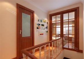 简约 中式 二居 白领 收纳 80后 小资 楼梯图片来自实创装饰百灵在K2百合湾loft两居室的分享