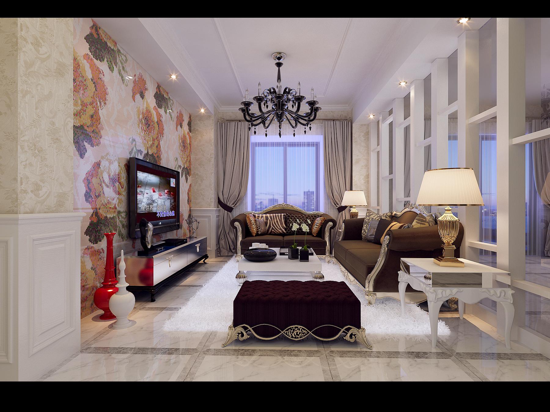 混搭 客厅图片来自用户5209220116在波光霞影的分享
