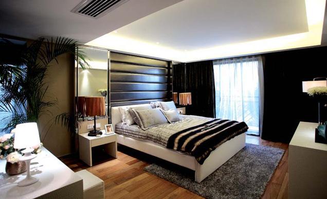 简约 二居 收纳 白领 小资 卧室图片来自bjsdgjzs在【尚都国际装饰】世贸国际公寓的分享
