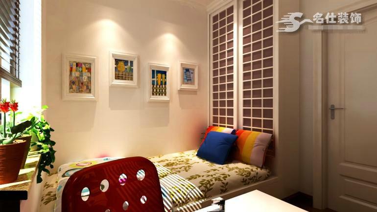 简约 三居 白领 收纳 旧房改造 80后 小资 卧室图片来自名仕装饰-小飞在新澳蓝草坪-现代简约-三居室的分享