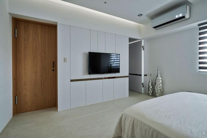卧室图片来自家装大管家在光感加分 超有味132平老宅的分享