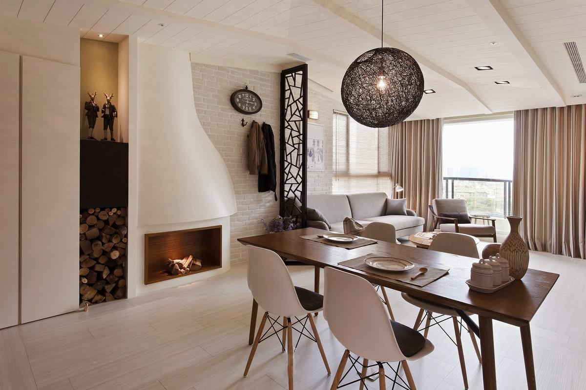 经典中式 三居 时尚 温馨 舒适 餐厅图片来自成都生活家装饰在经典中式体现时尚元素的分享