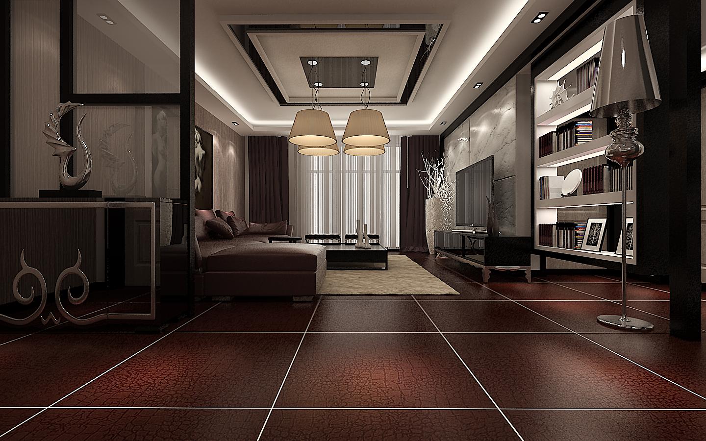 三居 客厅图片来自百家装饰小王在金地长青湾140平的分享