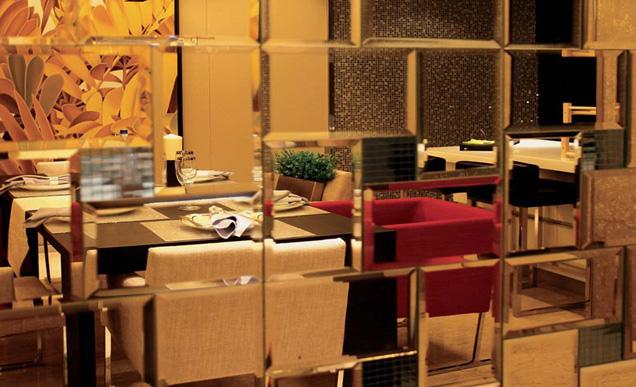 简约 二居 收纳 白领 小资 餐厅图片来自bjsdgjzs在【尚都国际装饰】世贸国际公寓的分享