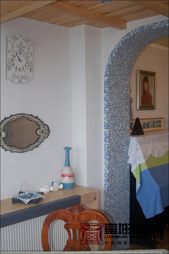 三居 收纳 小资 地中海 其他图片来自銮坤装饰设计在金都汉宫---地中海风的分享