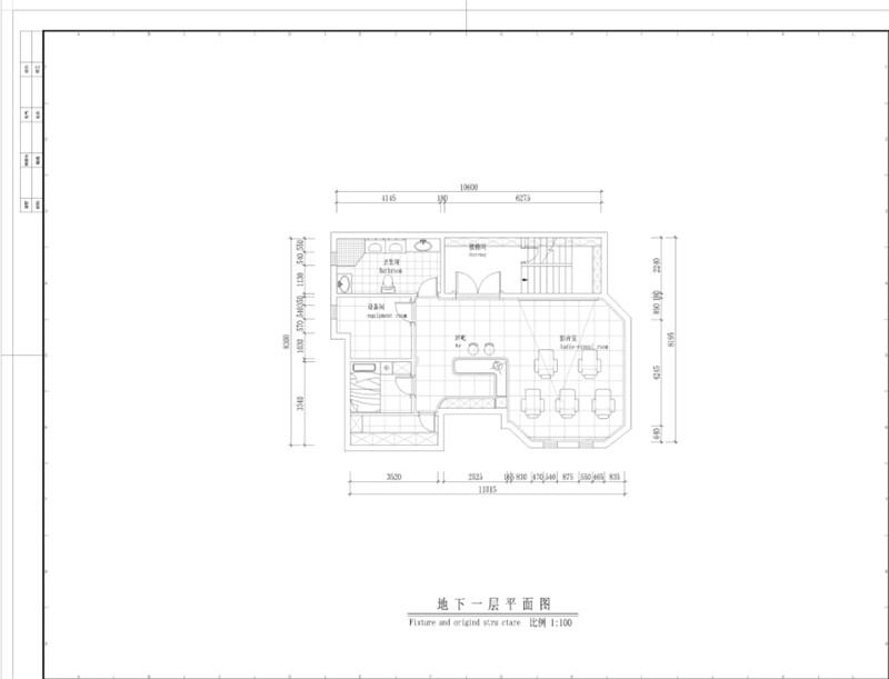 别墅 美式 北京别墅 户型图图片来自尚层装饰张迪在官厅·泊爱蓝岛530平美式风格的分享