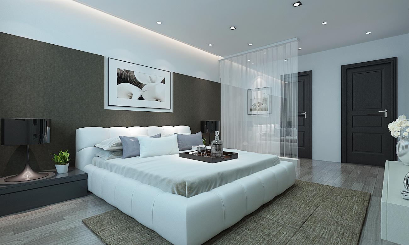 三居 卧室图片来自百家装饰小王在金地檀溪143平的分享