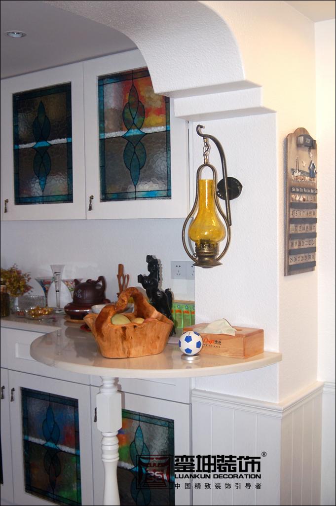 三居 收纳 小资 地中海 厨房图片来自銮坤装饰设计在金都汉宫---地中海风的分享