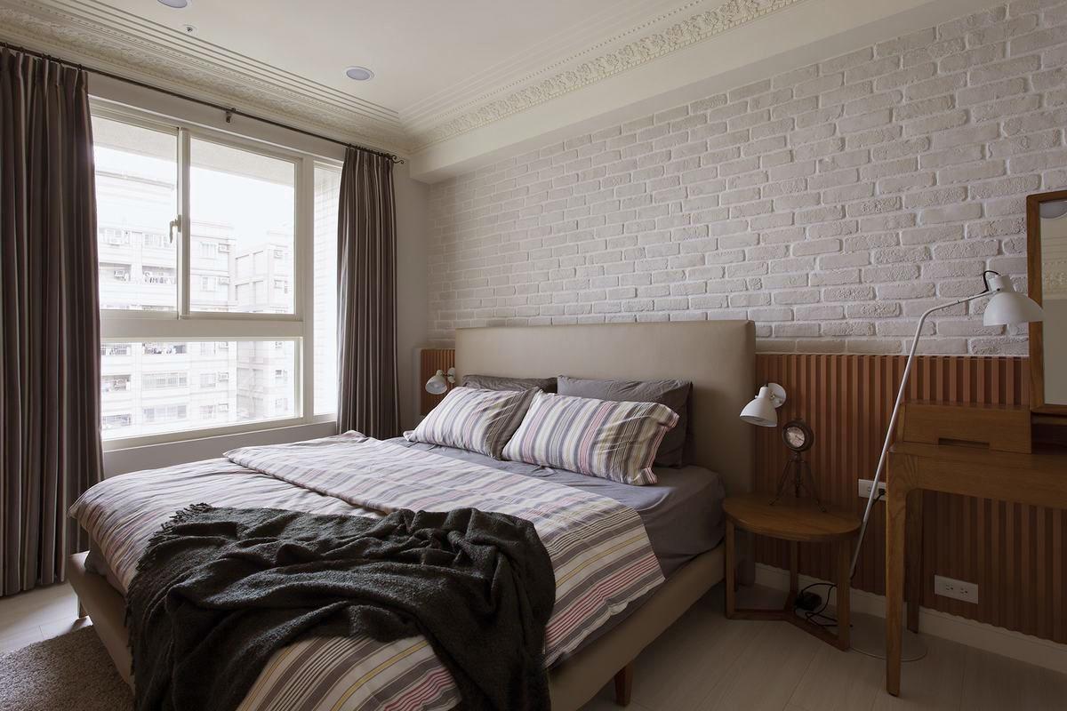 经典中式 三居 时尚 温馨 舒适 卧室图片来自成都生活家装饰在经典中式体现时尚元素的分享