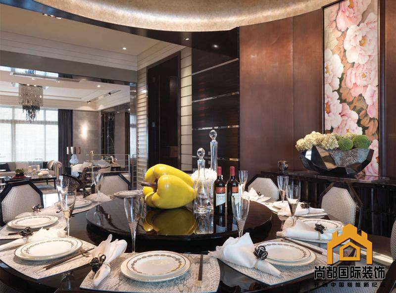 现代简约 四居 收纳 小资 餐厅图片来自bjsdgjzs在北京尚都国际装饰.星河湾小区的分享