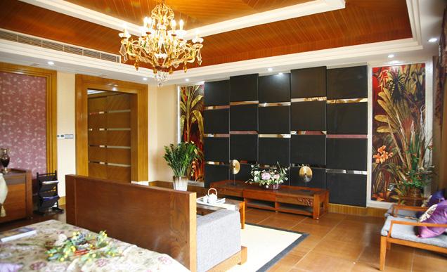 收纳 混搭 旧房改造 客厅图片来自bjsdgjzs在【尚都国际装饰】丽晶苑设计案例的分享