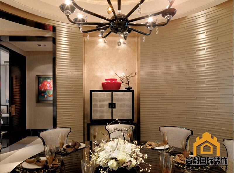 简约 四居 金领 收纳 小资 餐厅图片来自bjsdgjzs在北京尚都国际装饰.星河湾钟女士的分享