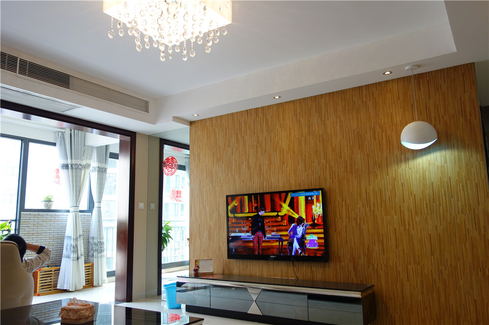 简约 白领 80后 三居 客厅图片来自长沙金煌装饰在现代时尚高端品质家居的分享