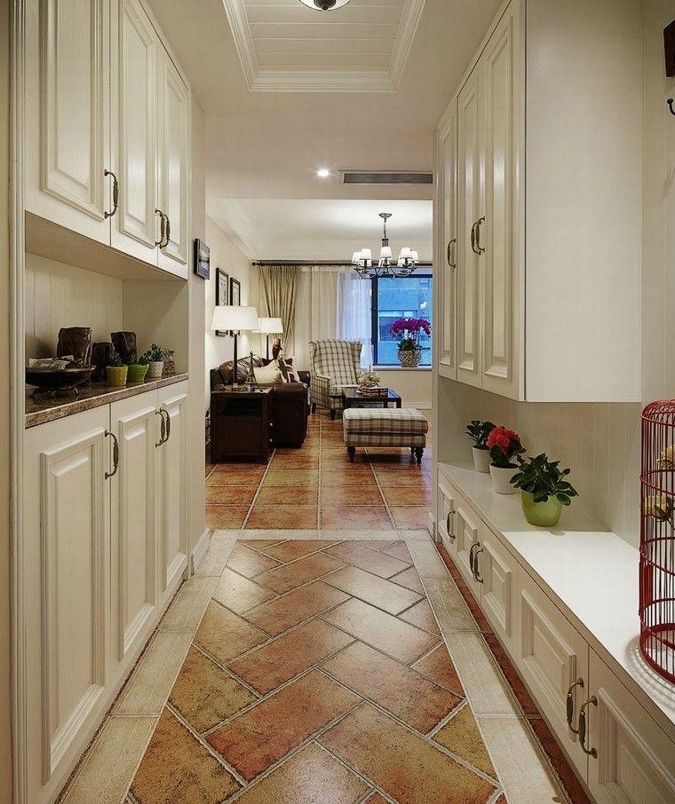现代美式 日升装饰 装修设计 厨房图片来自装修设计芳芳在高速路紫荆长安137平现代美式的分享