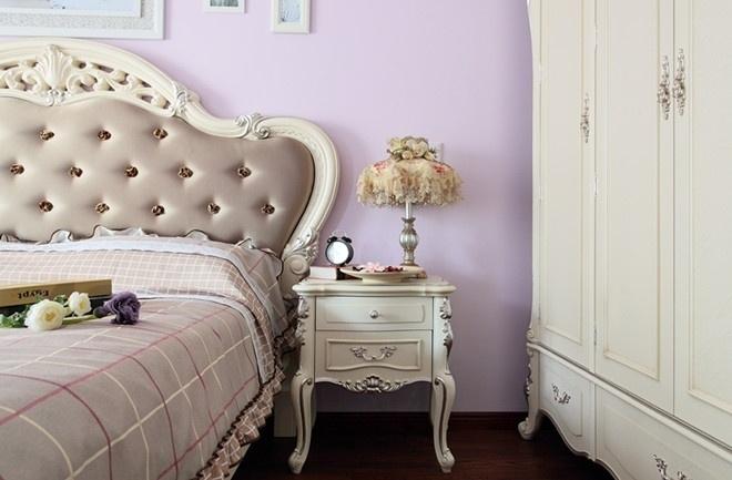 田园 三居 80后 loft 卧室图片来自沪上名家装饰在宁静de田园--海悦华庭的分享