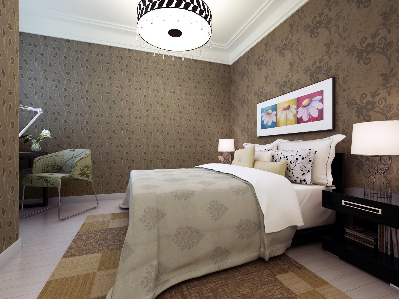 百家装饰 环保装修 半包装修 优惠活动 卧室图片来自张竟月在步阳国际90平现代风格的分享