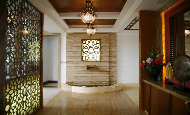 收纳 混搭 旧房改造 玄关图片来自bjsdgjzs在【尚都国际装饰】丽晶苑设计案例的分享