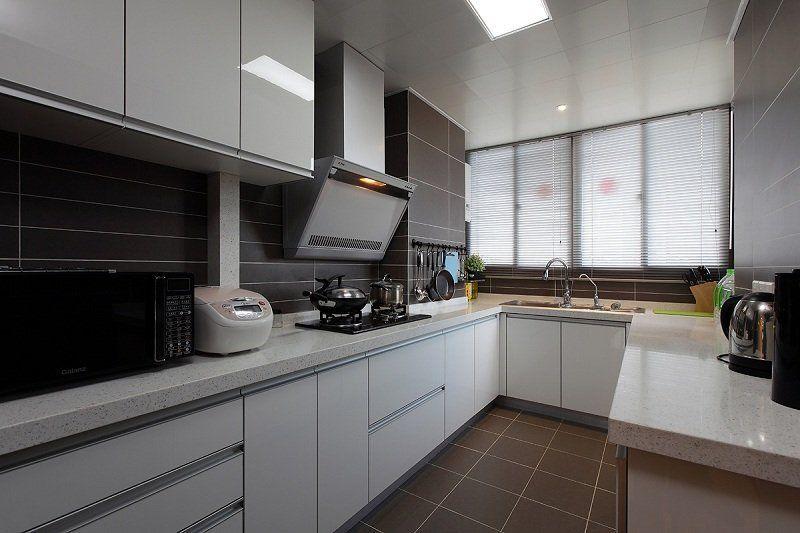 简约 三居 白领 收纳 旧房改造 80后 小资 厨房图片来自名仕装饰-小飞在东湖景园现代简约的分享