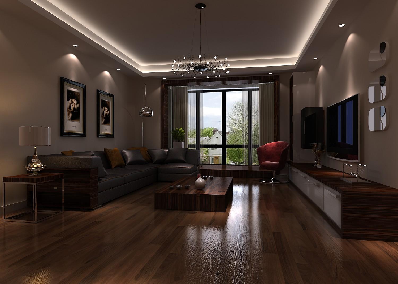 中建桐梓林 高度国际 装修设计 成都装修 装修公司 客厅图片来自成都高度国际在中建桐梓林壹号-128㎡-托斯卡纳的分享