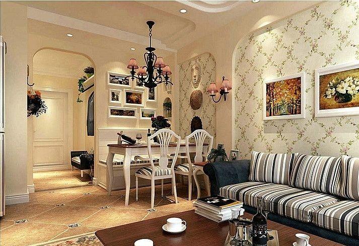 田园 二居 白领 收纳 旧房改造 80后 小资 餐厅图片来自名仕装饰-小飞在中建福地星城-田园风格-二居室的分享