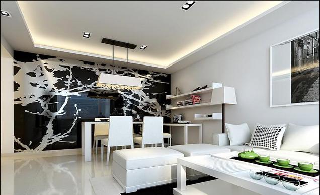 简约 二居 白领 收纳 旧房改造 客厅图片来自bjsdgjzs在【尚都国际装饰】东大桥小区的分享