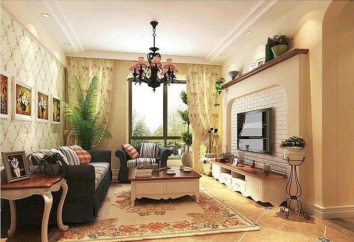 田园 二居 白领 收纳 旧房改造 80后 小资 客厅图片来自名仕装饰-小飞在中建福地星城-田园风格-二居室的分享