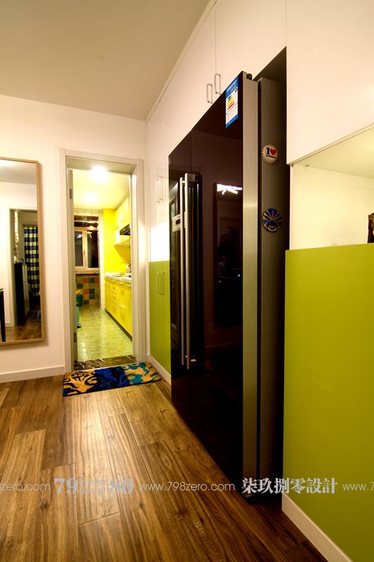 简约 二居 旧房改造 七九八零 80后 客厅图片来自七九八零设计工作室在时尚简约风 之七九八零旧房改造的分享