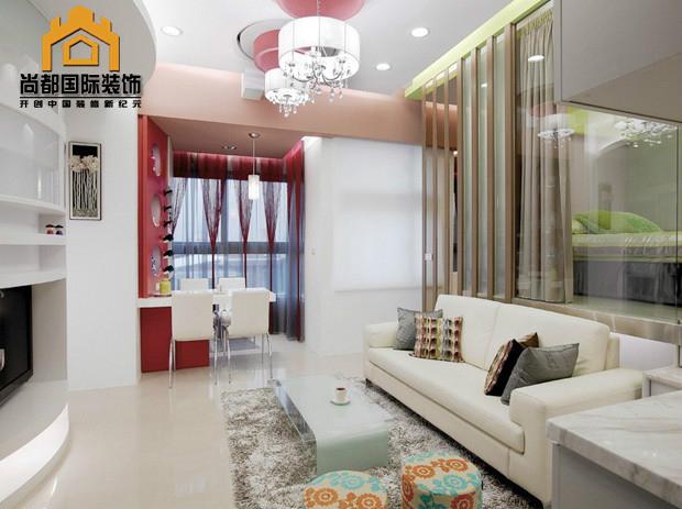 简约 混搭 三居 收纳 旧房改造 客厅图片来自bjsdgjzs在【尚都国际装饰】世界城设计案例的分享