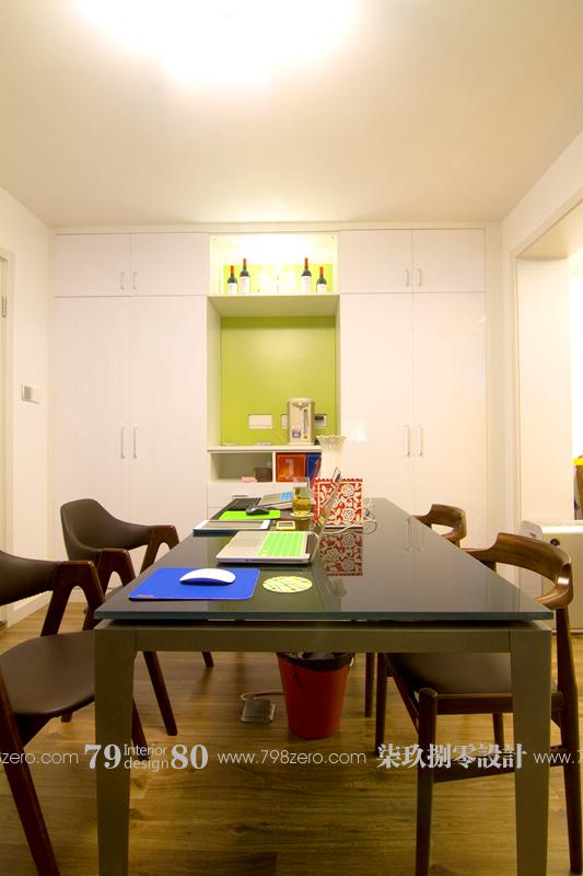 简约 二居 旧房改造 七九八零 80后 餐厅图片来自七九八零设计工作室在时尚简约风 之七九八零旧房改造的分享