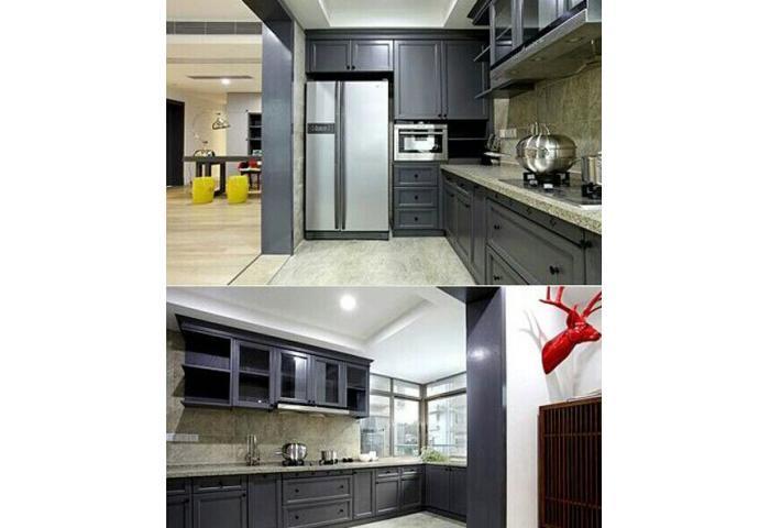 别墅 简约 厨房图片来自天津尚层装修韩政在融科伍仟岛的分享