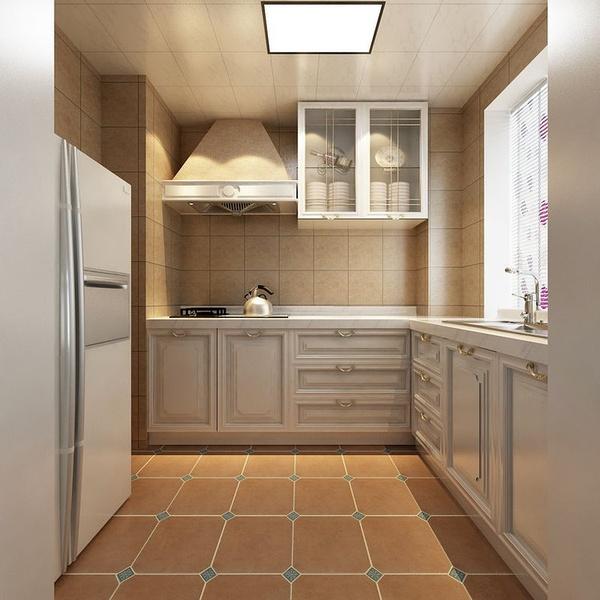 欧式 三居 客厅 卧室 厨房 餐厅 白领 80后图片来自北京生活家装饰在西安市山水岭秀设计案例的分享