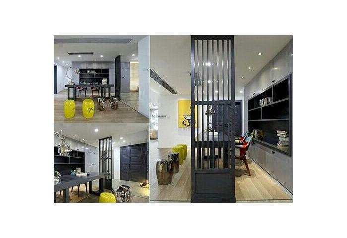 别墅 简约 客厅图片来自天津尚层装修韩政在融科伍仟岛的分享