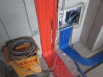 珞珈雅苑水电工程鉴赏