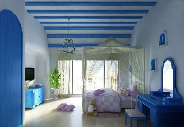 卧室图片来自天津尚层装修韩政在天津尚层卧室设计的分享